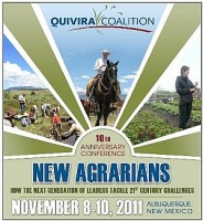 Quivira Coalition New Agrarians Conference