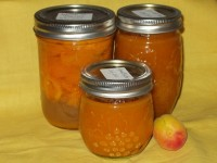 Apricot Jam, Butter and in Marsala
