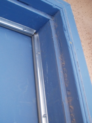 The sexier side of weather stripping - Weather stripping exterior doors ...