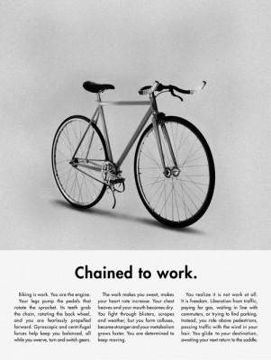Chained to Work poster