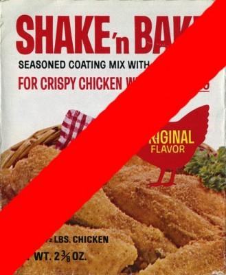 No Shake n Bake