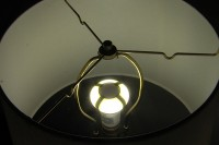 AmbientLED bulb in lamp
