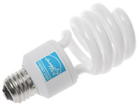 Energy Star Compact Fluorescent Light Bulb
