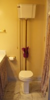 High Rise (High Flow) Toilet