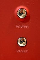 Power Reset buttons