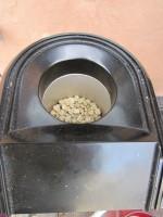 Roasting Coffee - green beans